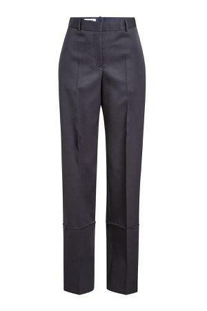 Ethan Fleece Wool Pants Gr. DE 36