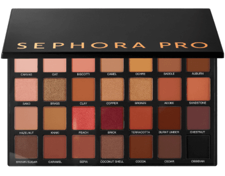 Top 12 Fall Eyeshadow Palettes 2018 - The Brunette Babe