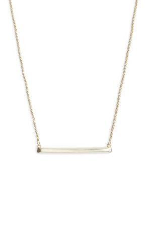 Kendra Scott Kelsey Bar Necklace | Nordstrom