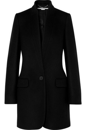 Stella McCartney | Bryce wool-blend coat | NET-A-PORTER.COM