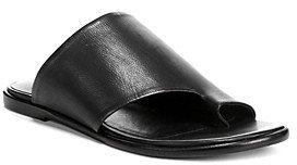 Women's Edris Leather Slide Sandals