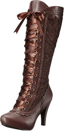 Amazon.com   Ellie Shoes Women's 414-Mary Boot   Knee-High