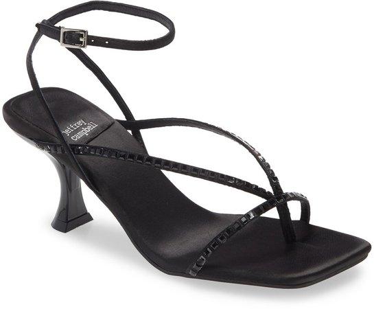 Fluxx-J Embellished Strappy Sandal