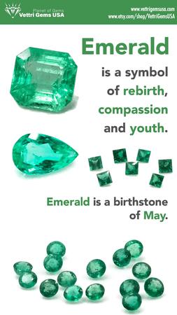 emerald may birthstone word - Google Search