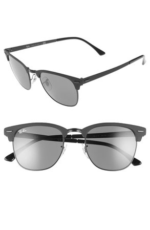 Ray-Ban Clubmaster 51mm Sunglasses | Nordstrom