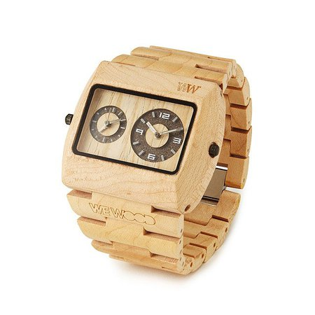 Wooden Watch | 100% Wood Watch | UncommonGoods