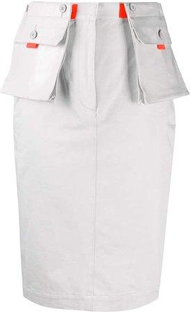 detachable pockets skirt