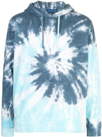 PHANES tie dye hoodie
