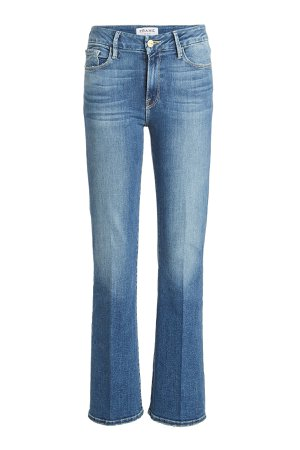 Cropped Bootcut Jeans Gr. 29