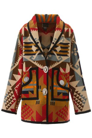 Jessie Western Handmade Coat