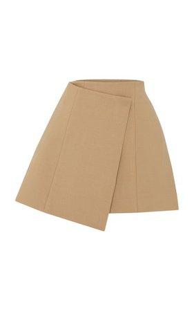 Delilah Twill Mini Skirt By Anna Quan | Moda Operandi