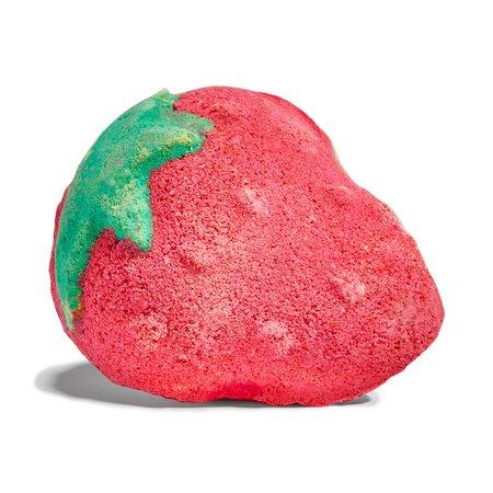 Bath Bomb Strawberries And Cream | Lush
