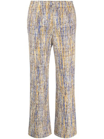 Missoni, Cropped Tailored Trousers
