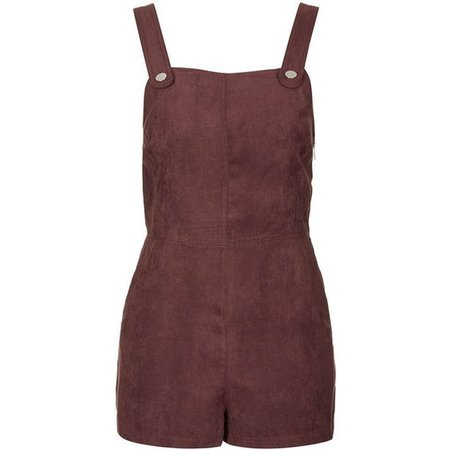 Brown Overalls