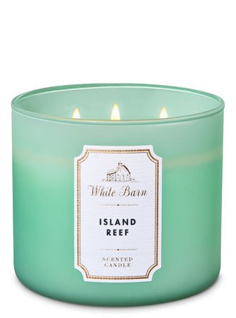 "White Barn Candle ""Island Reef"""