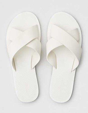 AEO X-Band Sandal white