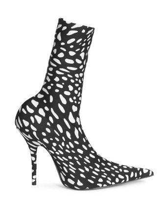 dalmatian balenciaga boots - Recherche Google