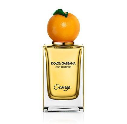 dolce and gabbana orange fruit perfume
