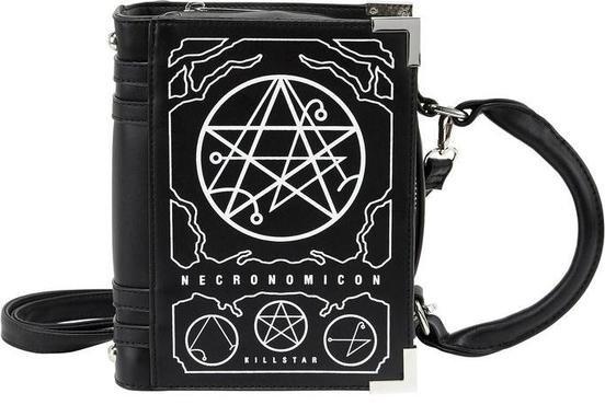 Necronomicon Book Handbag - KILLSTAR