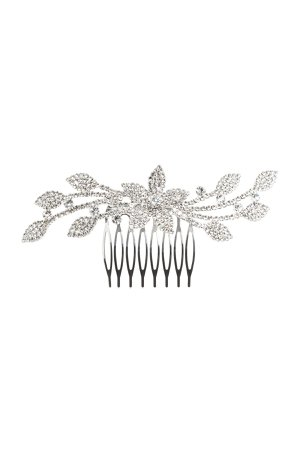 Astrid Floral Hair Comb – Soho Style