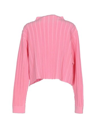 Moschino Couture Pink Turtleneck