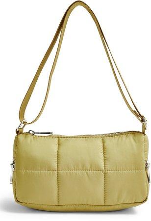 Square Quilted Shoulder Bag