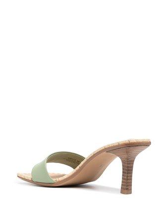 Senso Square open-toe Mules - Farfetch