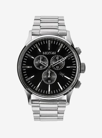 Nixon Sentry Chrono Black Watch