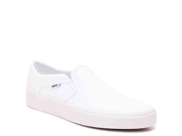 Vans Asher Slip-On Sneaker - Women's Women's Shoes | DSW