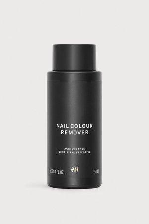 Nail polish remover - Black