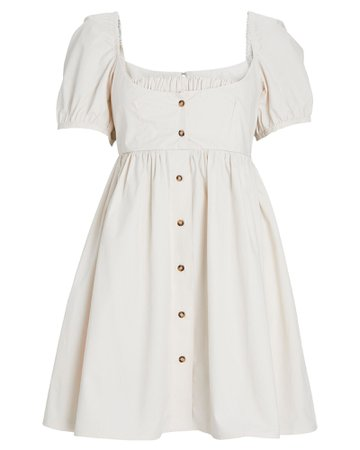Ciao Lucia Diana Cotton Mini Dress   INTERMIX®