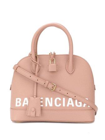 Balenciaga Ville Small Tote Bag | Farfetch.com