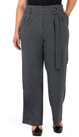 Franchesca High Waist Trousers