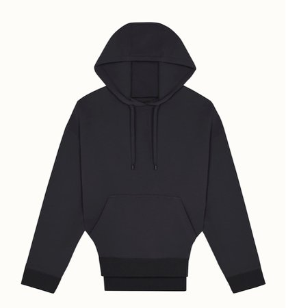 FENTY Rounded Cutout Hoodie