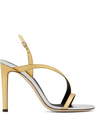 Giuseppe Zanotti Polina high-heel sandals - FARFETCH