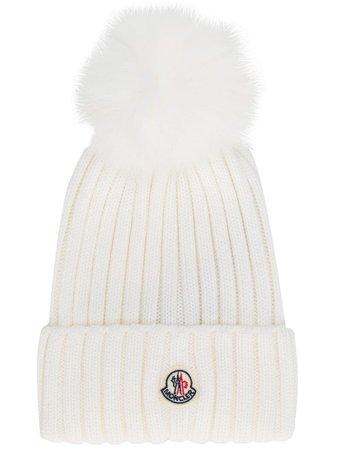 Moncler Pompom Detail Hat