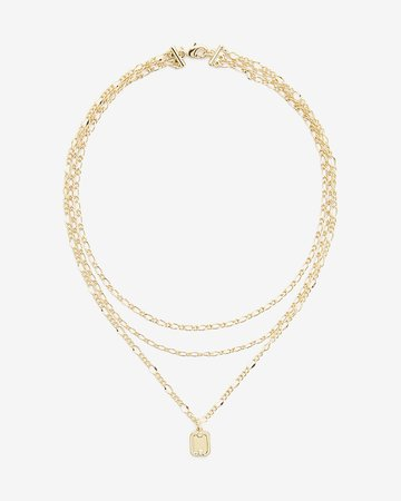 Express X Luv Aj Charm Necklace | Express