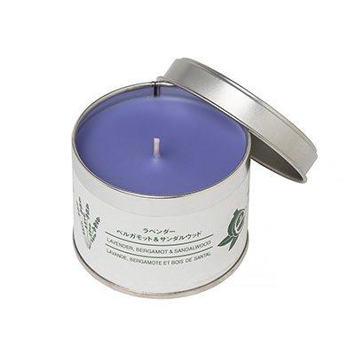 MUJI candle