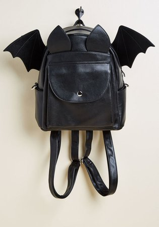 Banned Bat Any Rate Convertible Backpack | ModCloth
