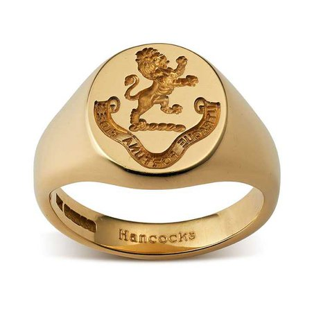 mens rings signet
