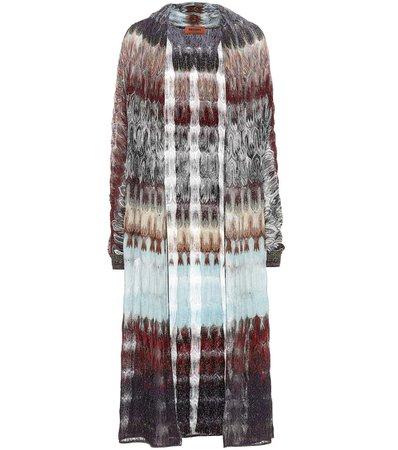 Long Knit Cardigan - Missoni | Mytheresa