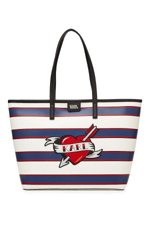 Captain Karl Tote with Patch Gr. One Size