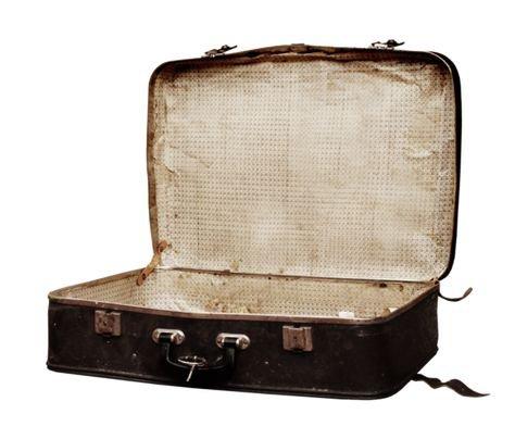 brown suitcase png filler mood