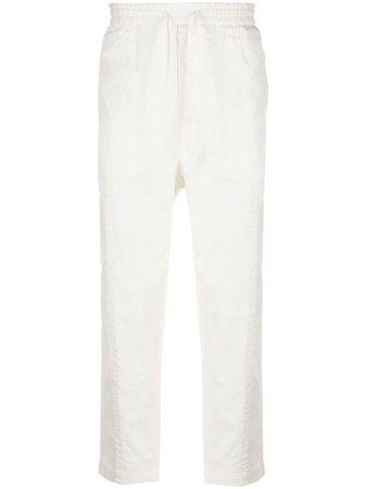 Jil Sander straight-leg Trousers - Farfetch