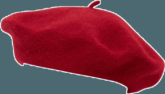 beret cap red