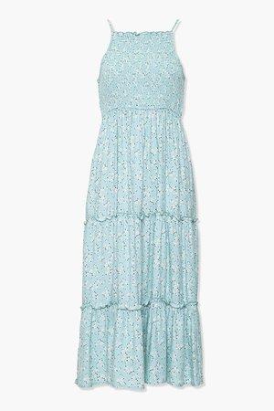 Floral Print Cami Dress | Forever 21