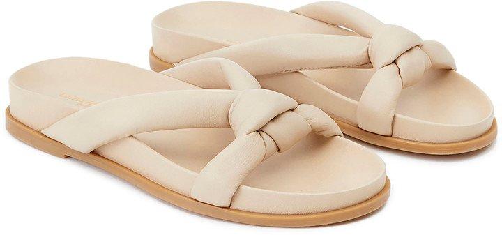 Honore Flat Slide Sandal