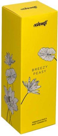 Breezy Peasy! - Pineapple Face & Body Tanning Oil