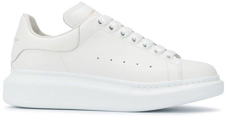 Oversized Low-Top Sneakers