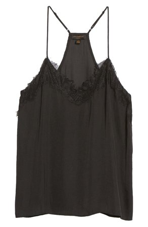CURRENT AIR Lace Camisole | Nordstrom